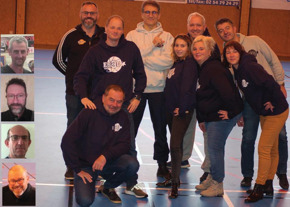 Photo Comité Directeur ESCCC