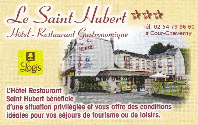 Hôtel St Hubert