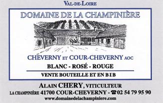 Domaine de la Champinière