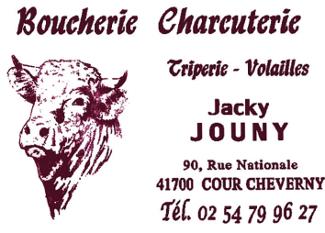 Boucherie Jouny