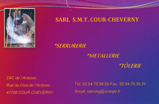 S.M.T Cour-Cheverny
