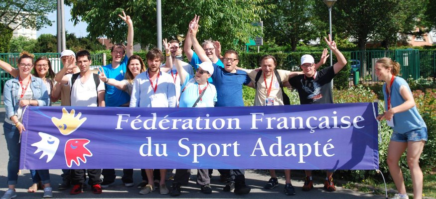 Photo Finales Adultes Sport Adapté